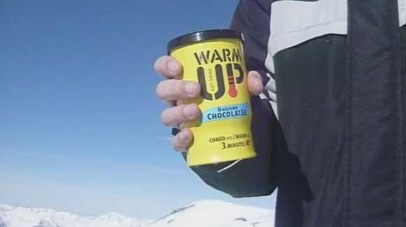 Warm Up : la boisson chaude qui dépanne en toutes circonstances