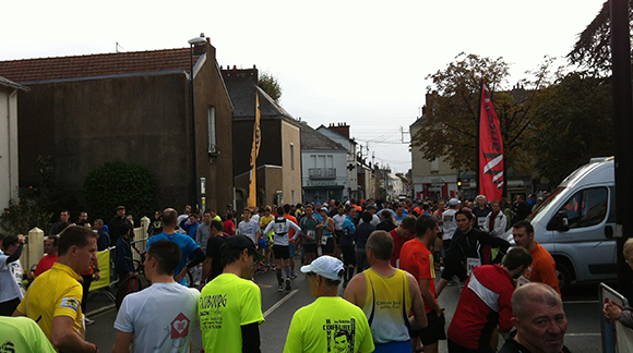 Trail Pegase de Laval