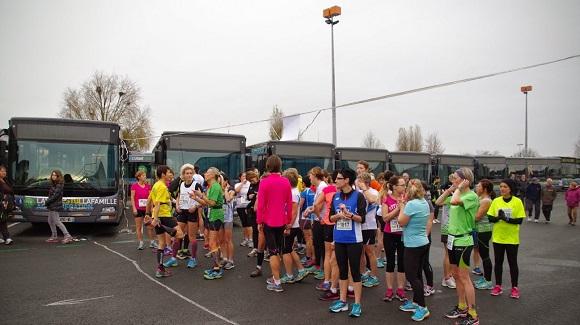 Résultats Marathon et 10km de sénart