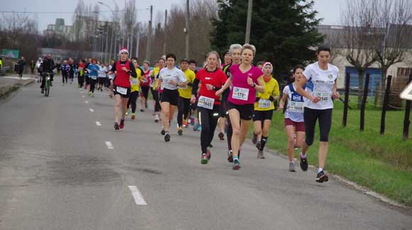 Résultats des 10 km de Tremblay en France (93)