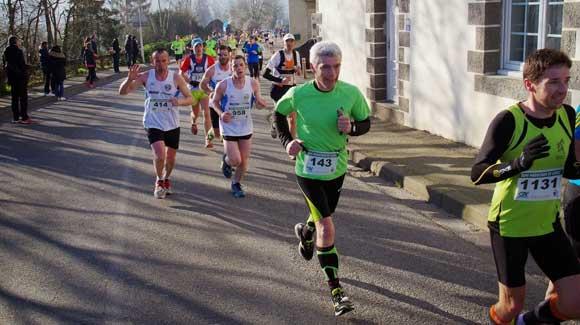 Résultats de la course Courir à Riom (63)