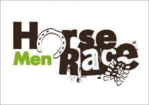 Logo Horse men race