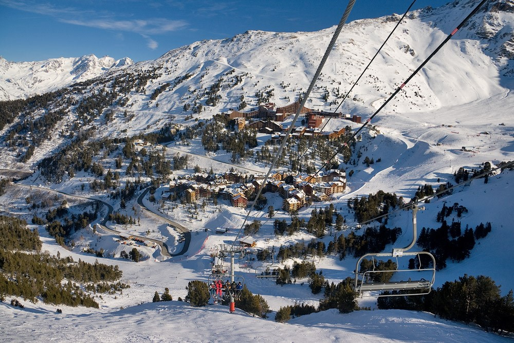 Séjour ski: 3 destinations incontournables