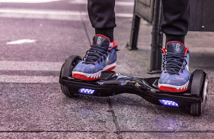 Hoverboard, le nouveau skate 2.0 !