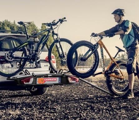 Porte-vélos Carpratik: transportez vos vélos facilement !