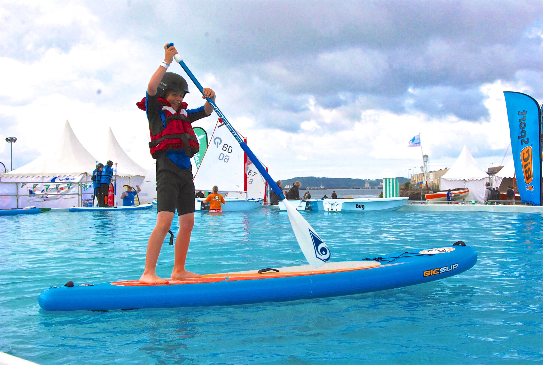 Comment bien choisir votre paddle gonflable ?