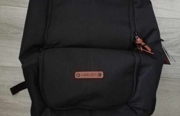 Test du smartbag40 de Karkoa