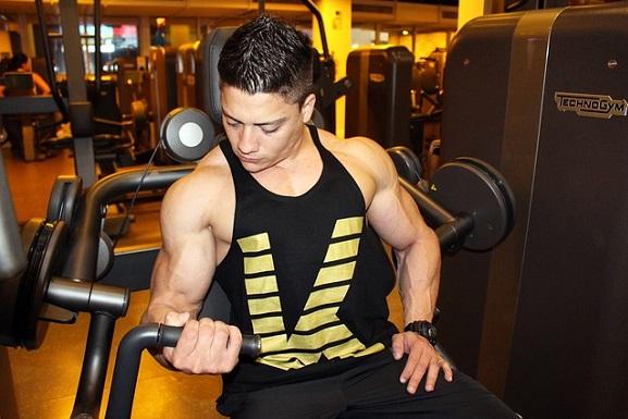 Comment aborder la musculation en étant ectomorphe?
