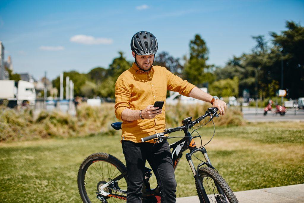 Géolocalisation vélo