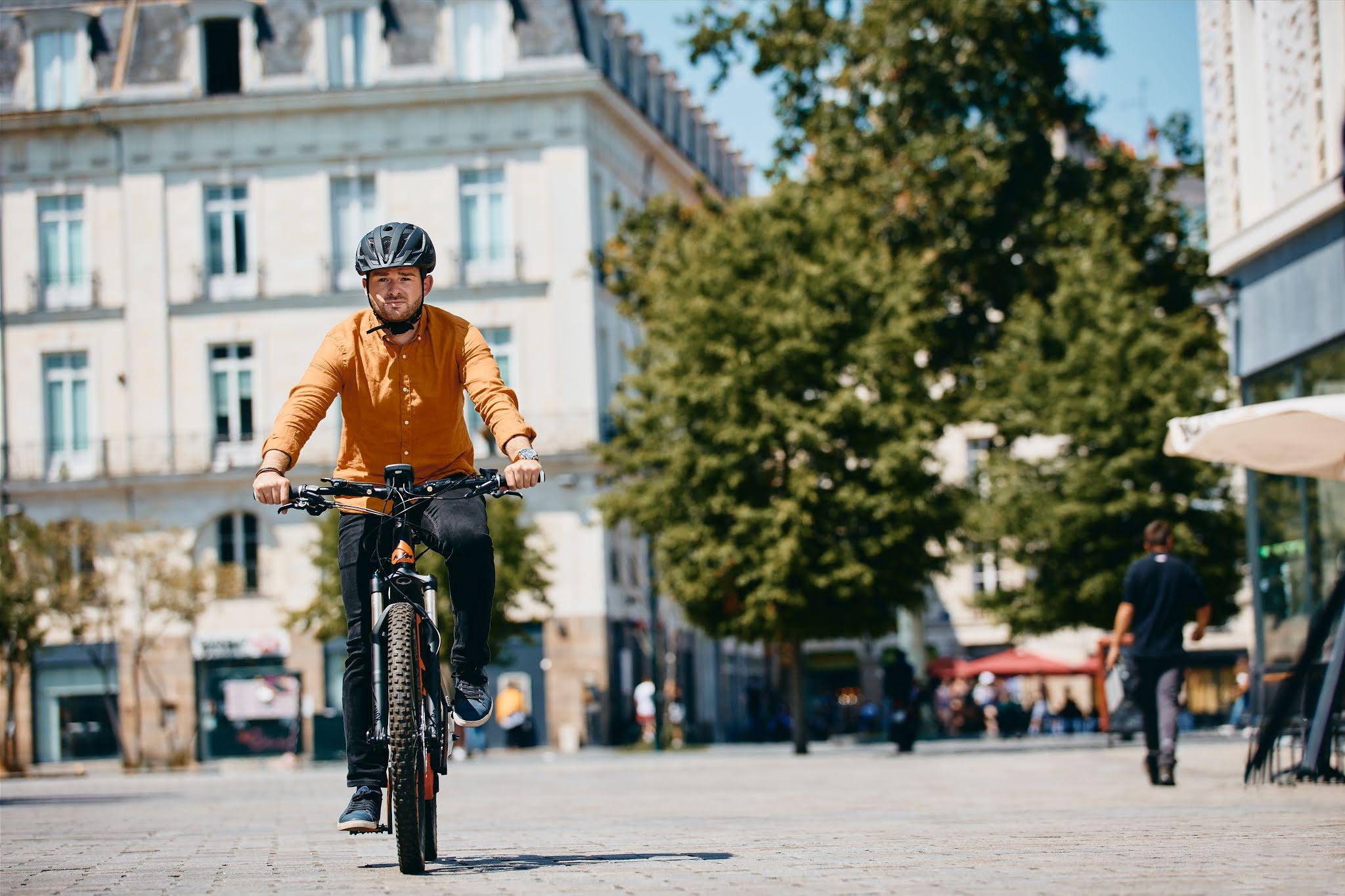 Wink bar, guidon connecté pour localiser son vélo