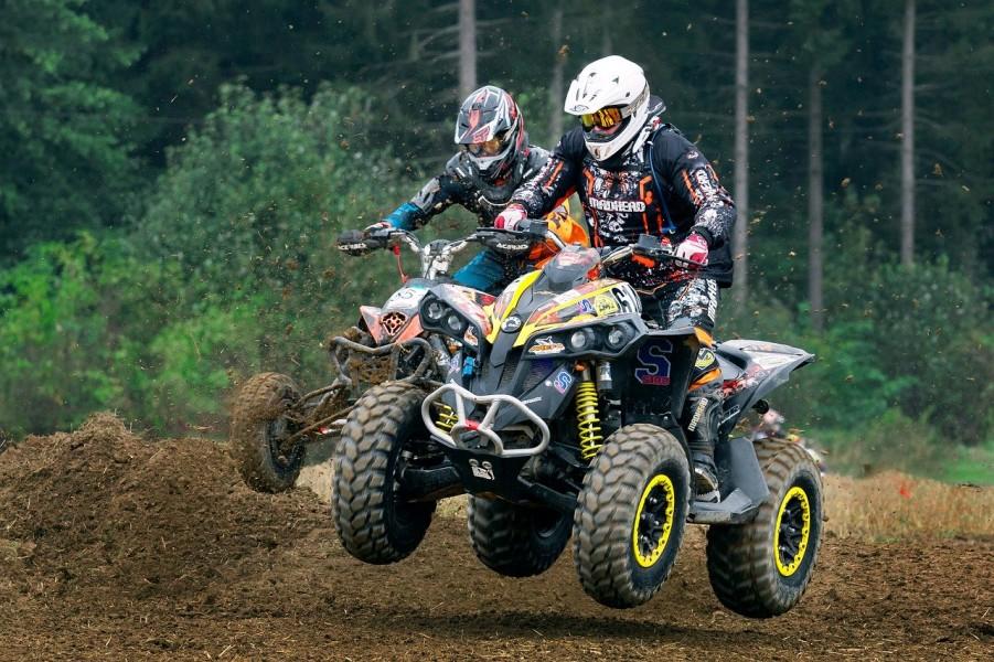 Le quad sportif : différentes disciplines à découvrir