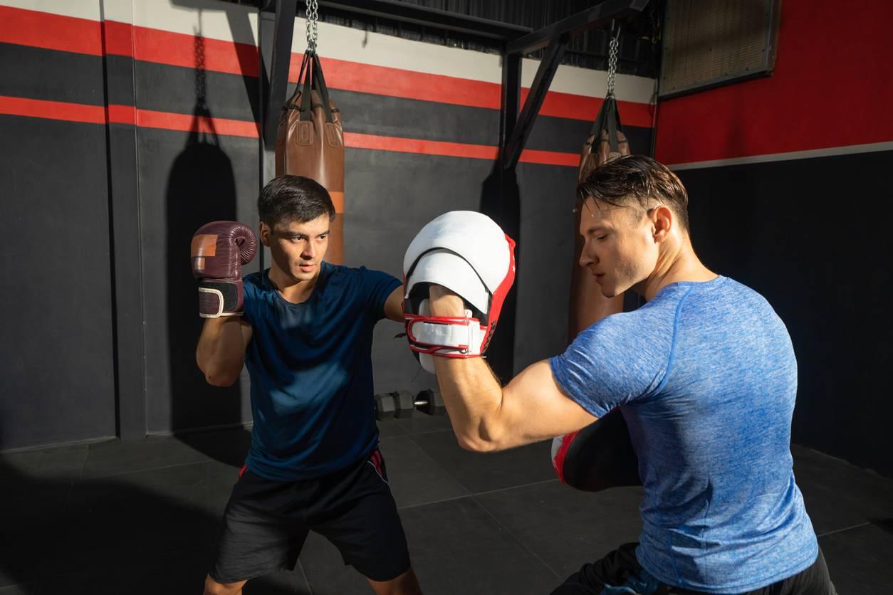 Les 5 bienfaits de la boxe