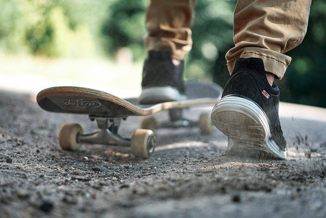 Les skates électriques tout terrain Evolve